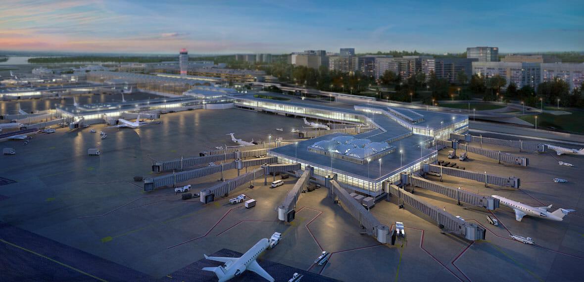 DCA Terminal BC Long-Term Redevelopment