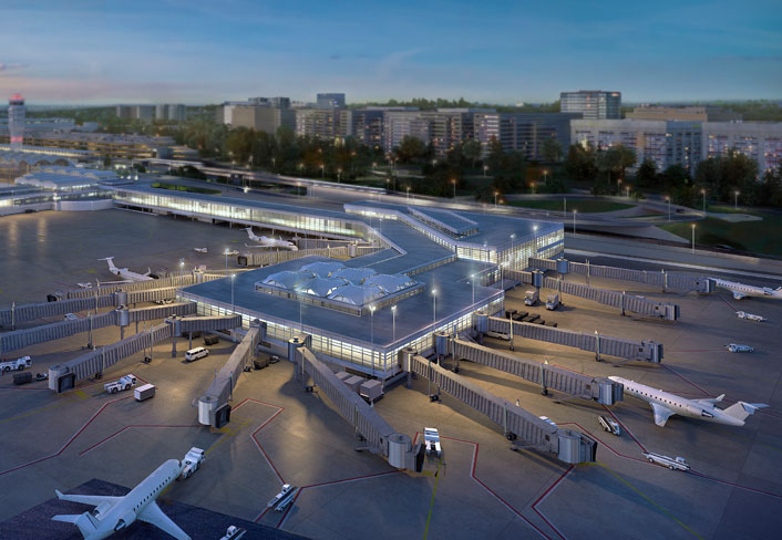 DCA Terminal BC Long-Term Redevelopment