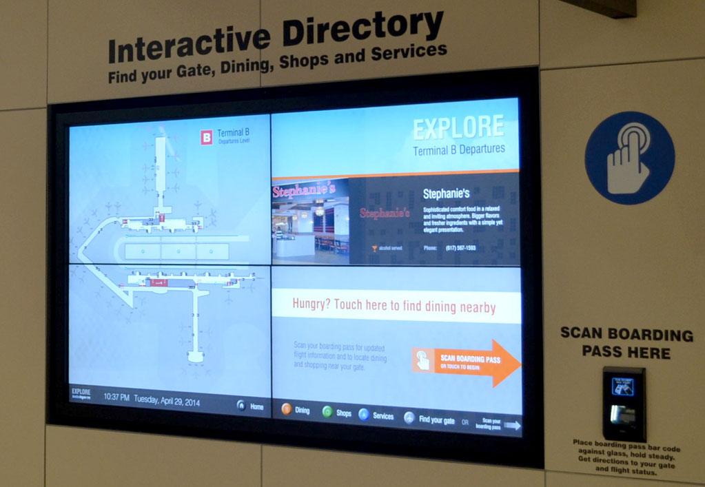Boston Digital Signage
