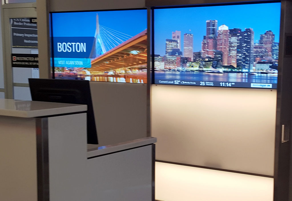 Boston Digital Signage