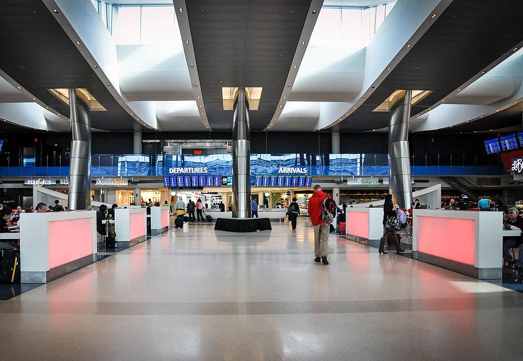Philadelphia International Airport Terminal F Hub Expansion
