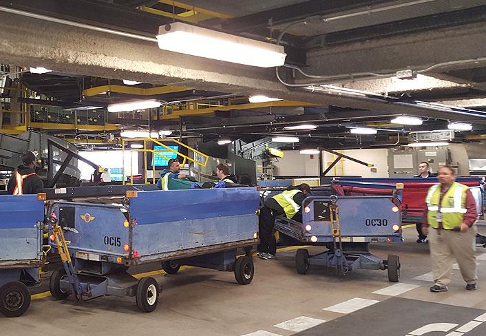 Terminal DE expansion