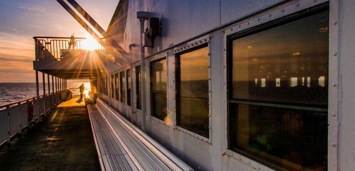 Cape May Ferry Paralleling Switchgear Replacement