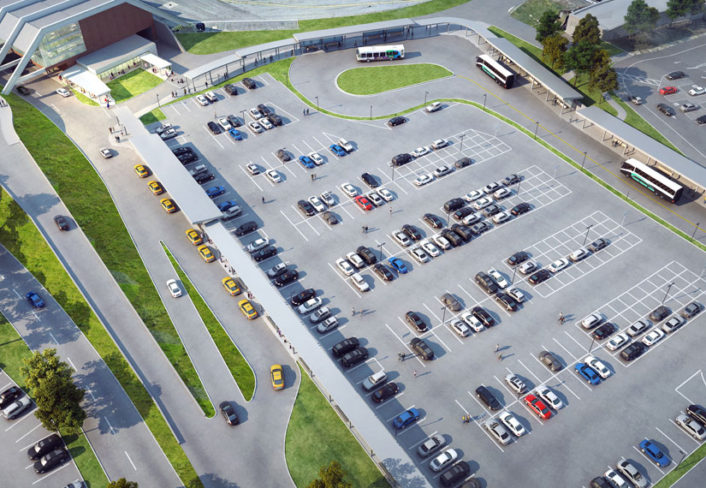 LNAA Multimodal Transportation Facility
