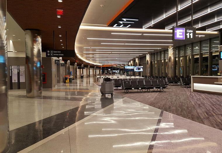 Logan Terminal E