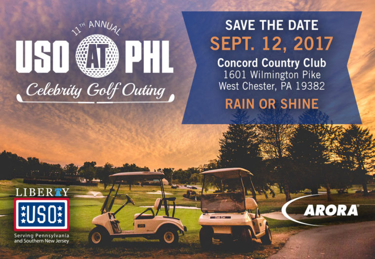 USO at PHL Save the Date