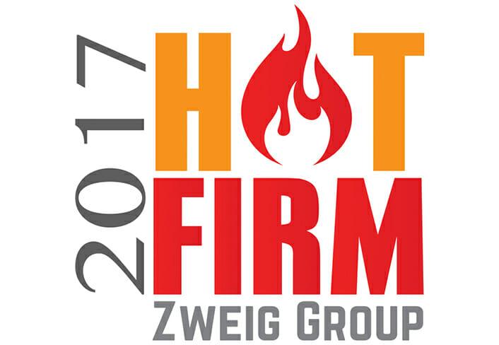 Zweig Group Hot Firm 2017