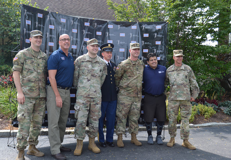 USO 2017_Army Foursome