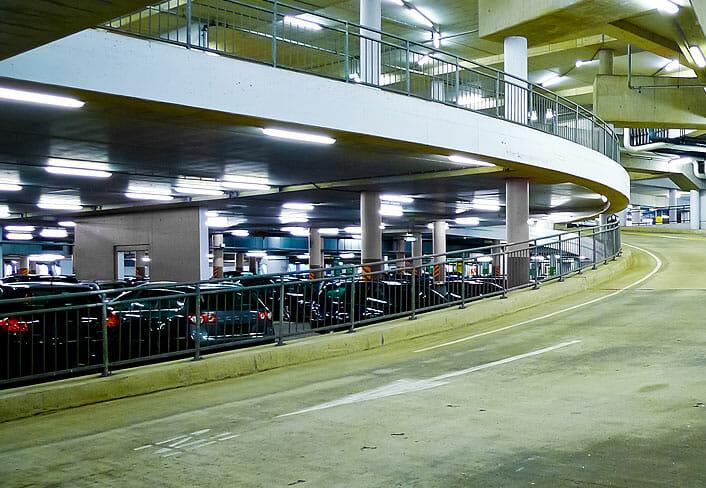 ATL parking garage