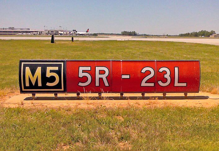 GSO Rehabilitation of Runway 5R-23L