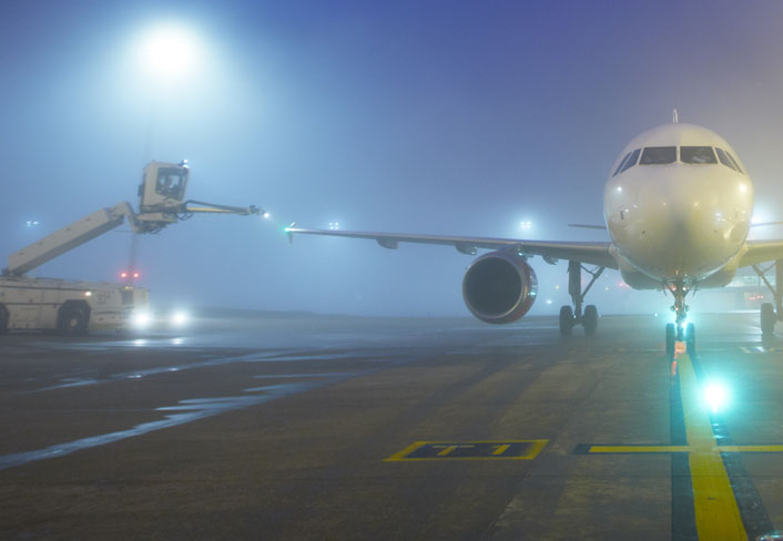 PHL Deicing Project