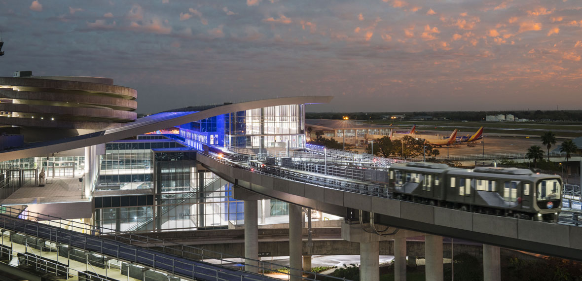 Tpa Conrac And Automated People Mover Arora Engineers Inc
