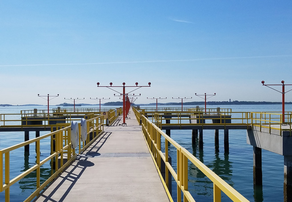 BOS Rehab and Approach Light Pier
