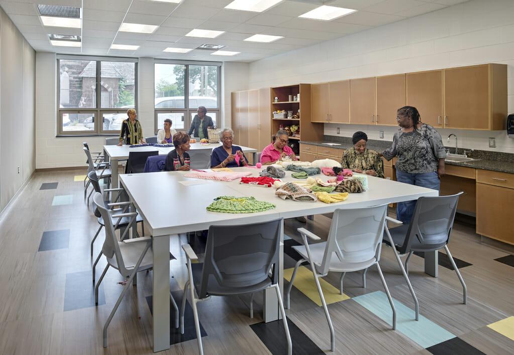 MLK Senior Center