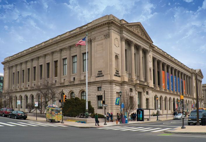 The Free Library of Philadelphia Branch Additions and Renovations