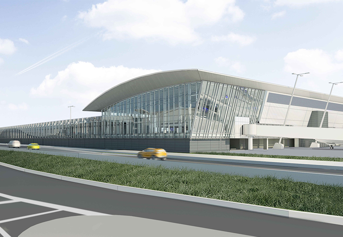 CLT Concourse A Expansion