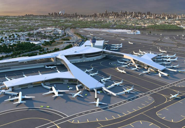 LGA Terminal B
