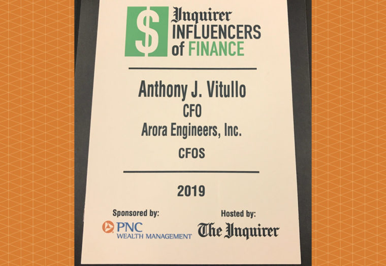 Anthony J. Vitullo, CPA, CGMA: A 2019 Influencer of Finance