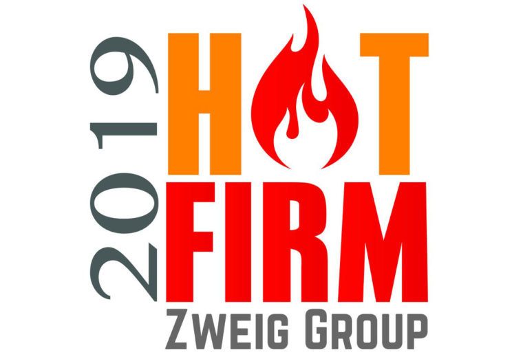 2019 Zweig Hot Firm List