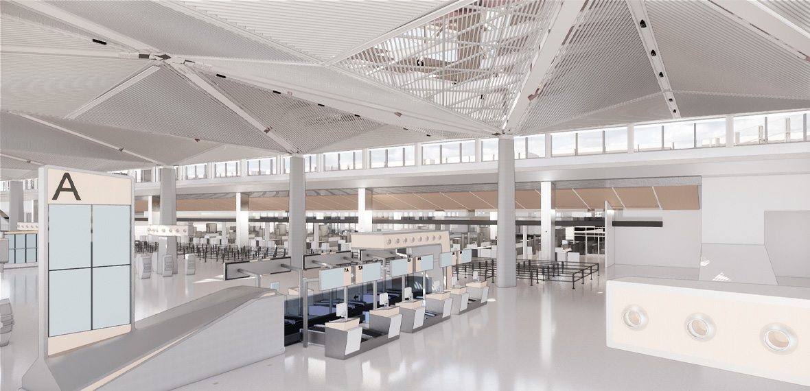 EWR Terminal A Redevelopment Program