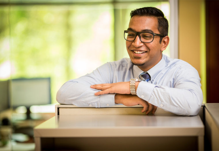 Employee Spotlight - Darshan Patel