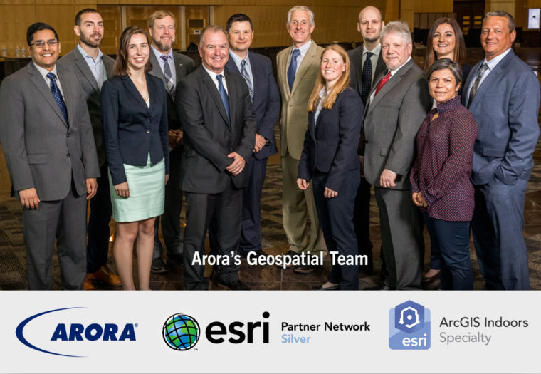 Esri ArcGIS Indoors Specialty Partner