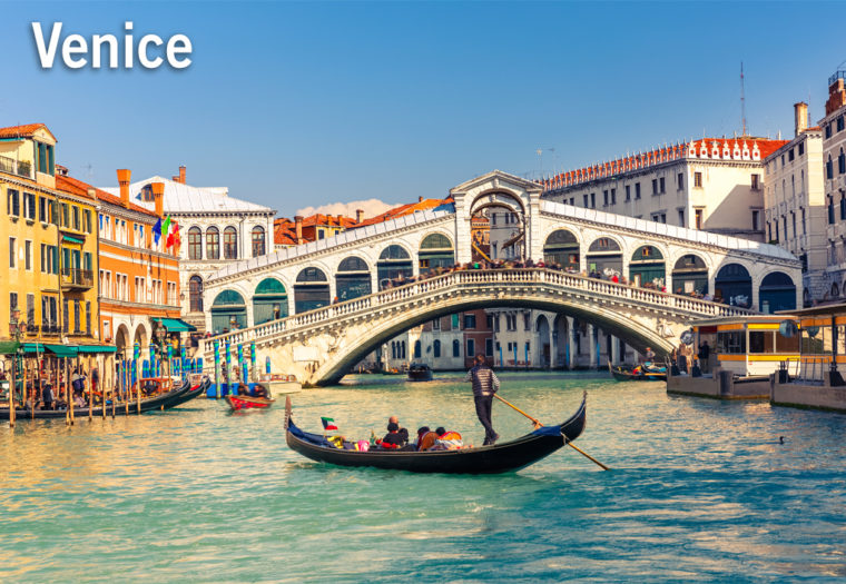 Italy Walking Challenge - Venice