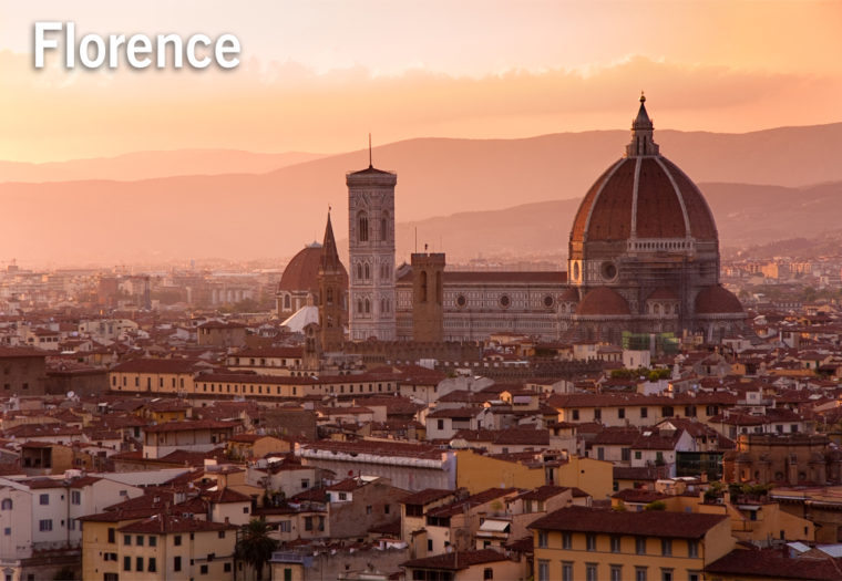 Italy Walking Challenge - Florence