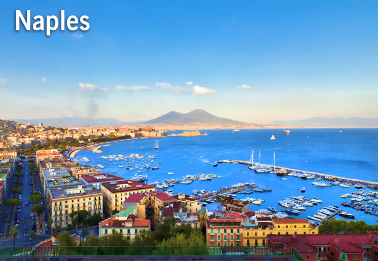 Italy Walking Challenge - Naples