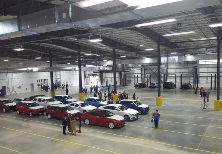 PhilaPort Auto Processing Facility