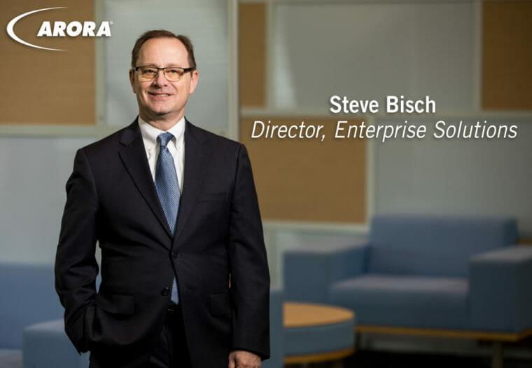Steve Bisch - Director, Enterprise Solutions