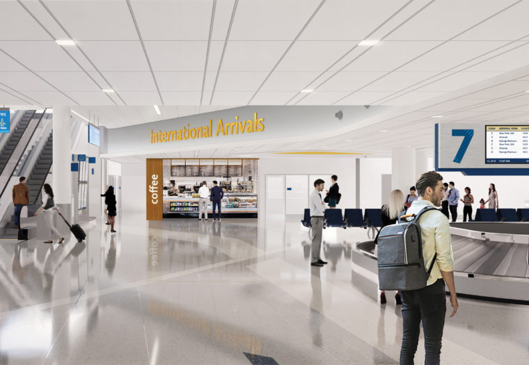 CLT Breaks Ground on Terminal Lobby