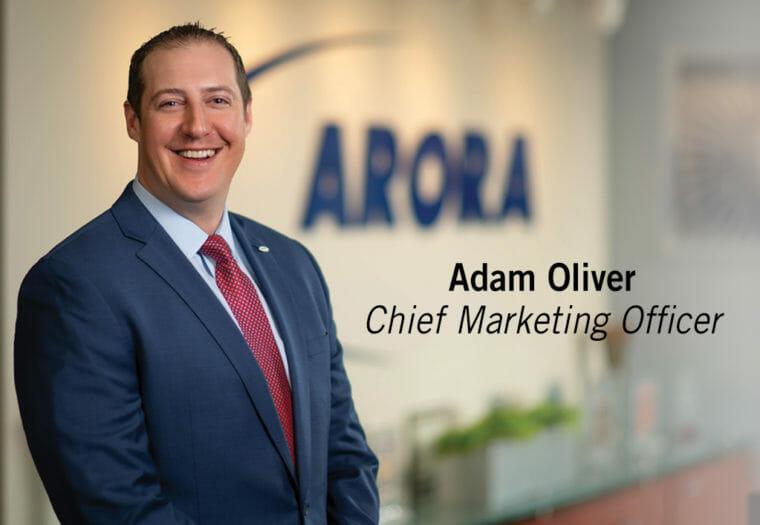 Adam Oliver - Chief Marketing Officer