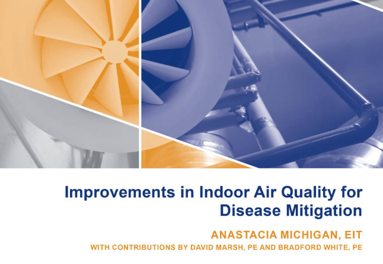 Improvements in Indoor Air Quality for Disease Mitigation