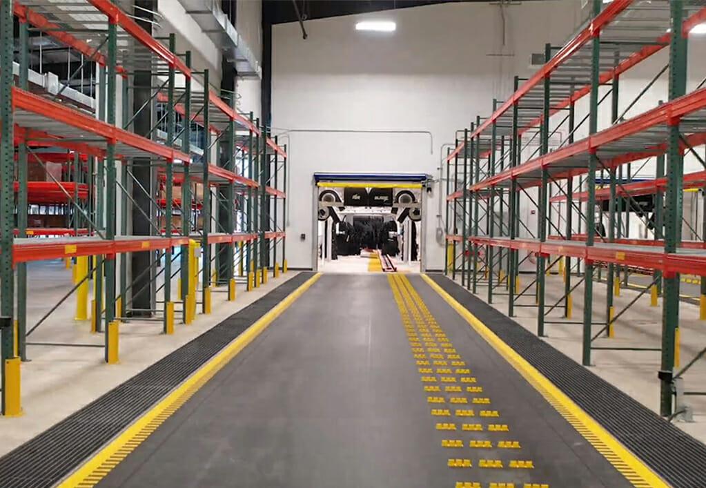 Philaport Southport VPC- Car Wash Conveyor Belt