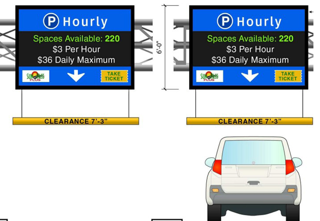 FLL Roadway Signage