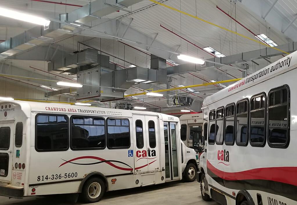 PennDOT CATA Transit Facility