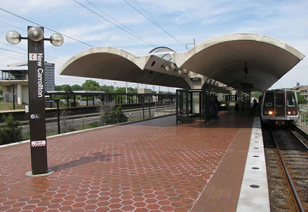 Amtrak - New Carrollton Station