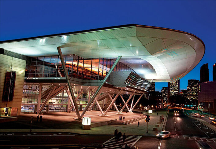 Boston Convention and Event Center- Digital Location Analysis