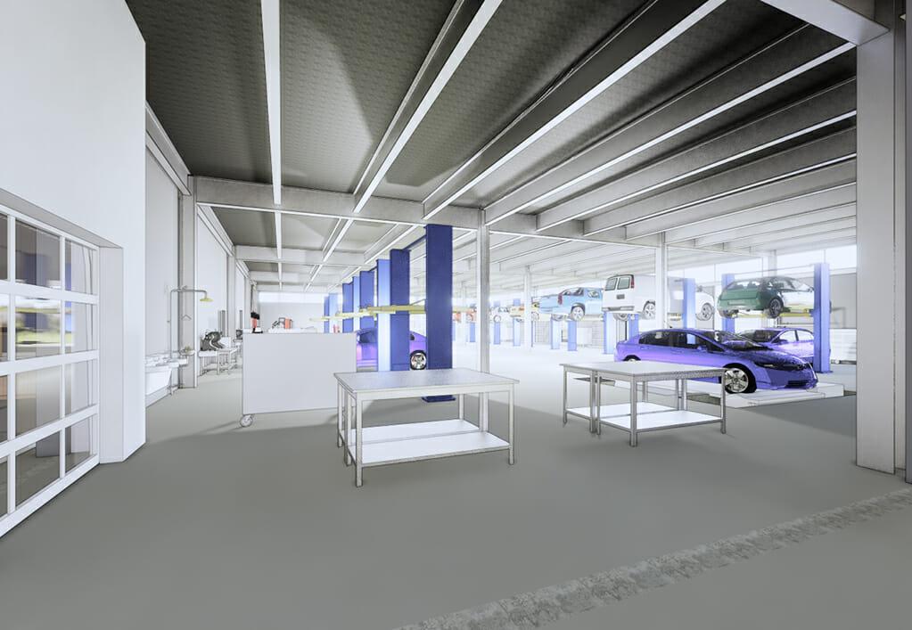 CCP Advanced Tech Center
