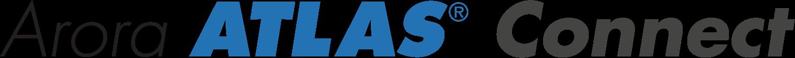 Arora ATLAS Connect Word Mark