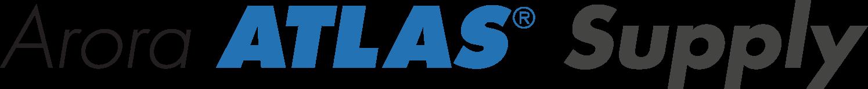 Arora ATLAS Supply Word Mark