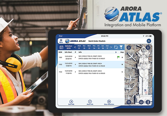 ATG Introduces Arora ATLAS