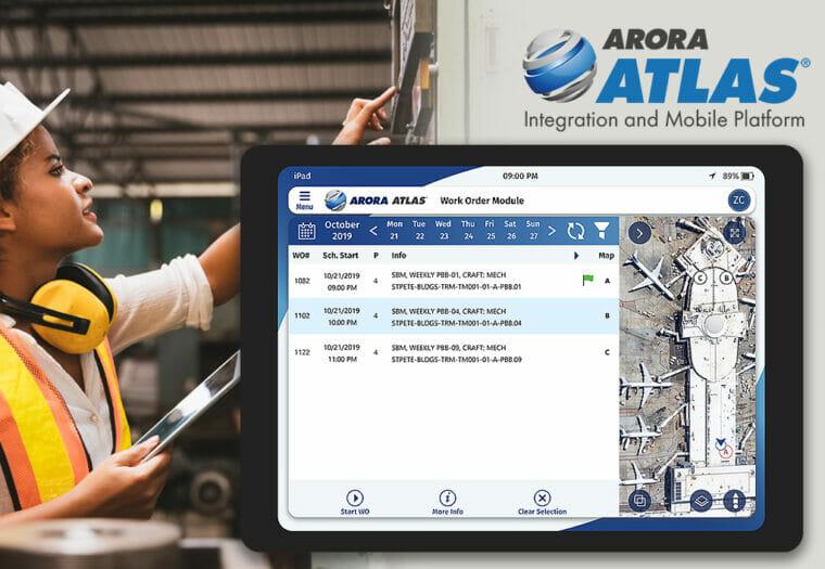 ATG Introduces Arora ATLAS