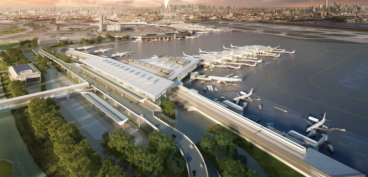 PANYNJ EWR Redevelopment Program