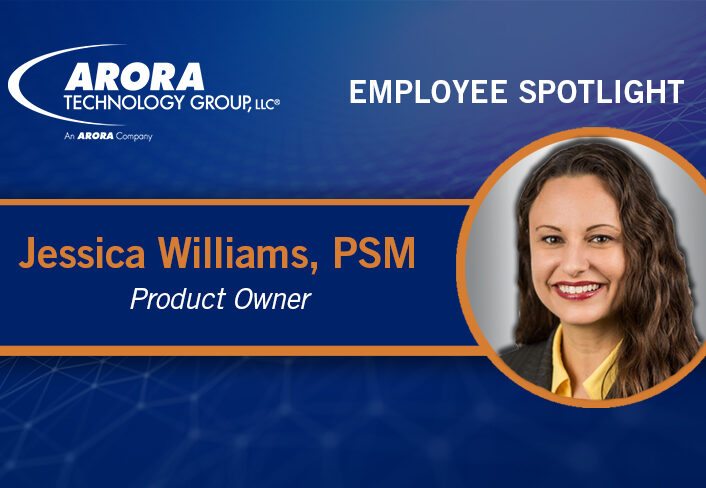 Employee Spotlight ATG Jess Williams