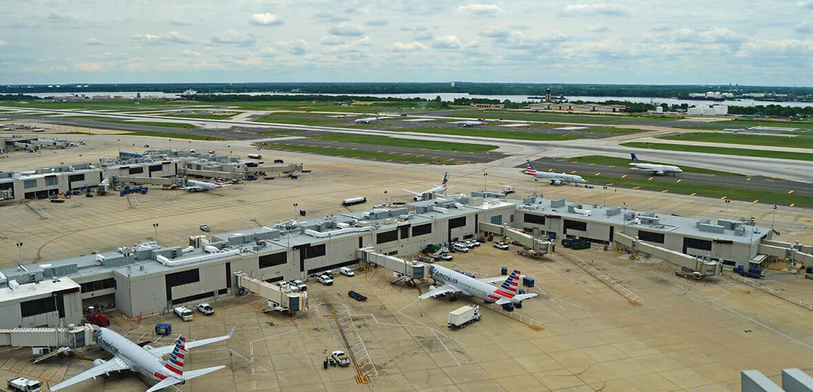 PHL East Airfield