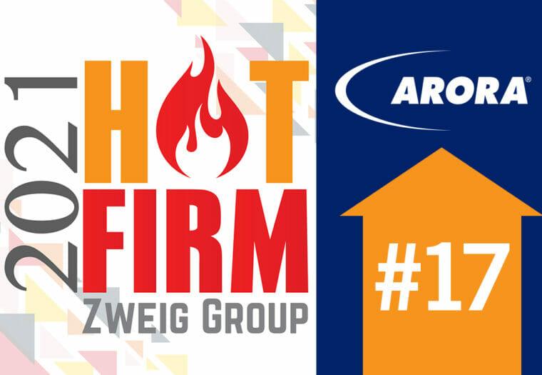 Zweig Group 2021 Hot Firms